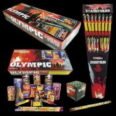 Olympic Display Pack 44 Pieces